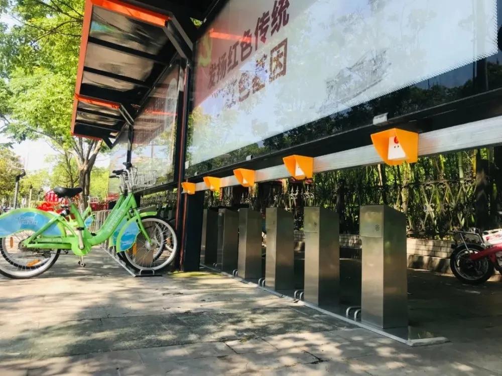1元4小时!启东增设9个电动自行车充电桩!