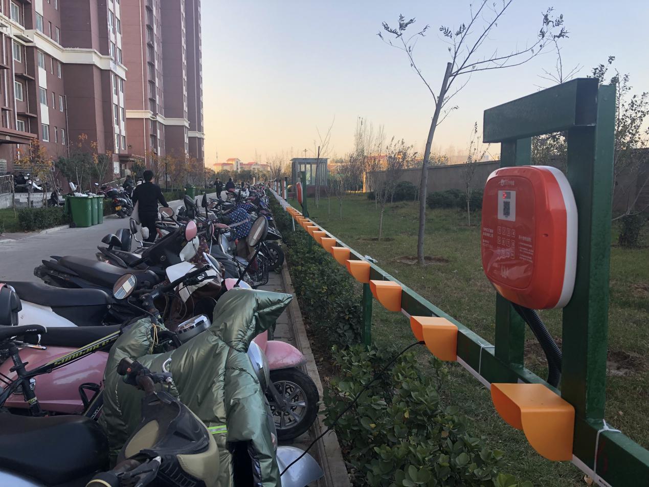 安装电动车充电桩需要什么手续?
