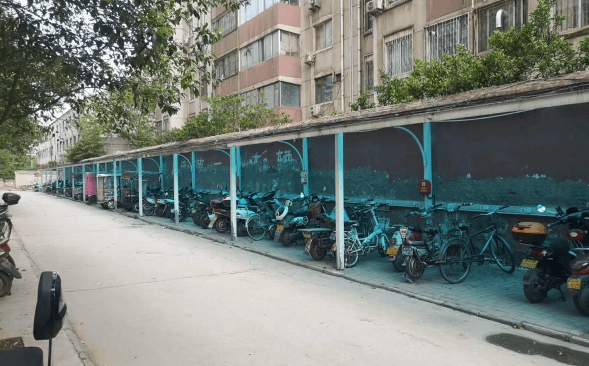 吉首37个住宅小区配备 电动自行车智能充电桩